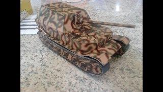 Ferdinand Tank Papercraft