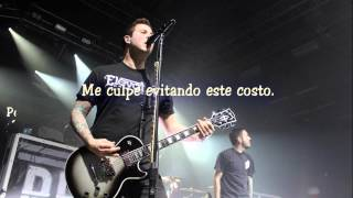 A Day To Remember - Best Of Me (Subtitulada - traducida al Español)