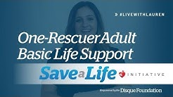 One Rescuer BLS- One-Rescuer Adult Basic Life Support (2019)