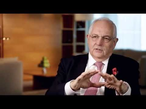 Financial Times' Martin Wolf on the Global Finance System