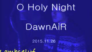 Mariah Carey O Holy Night/Oh Nah Diffah Korean Karaoke Fail (English Subtitles)