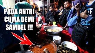 CUMA KARENA SAMBEL YANG NGANTRI RAME BANGET!!!