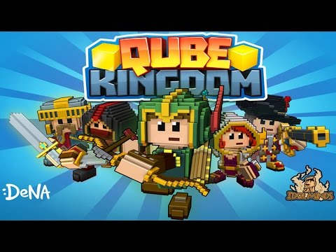 Qube Kingdom - iOS / Android - HD (Sneak Peek) Gameplay Trailer