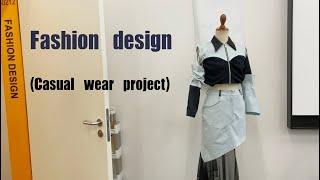 Casual wear project workshop b…