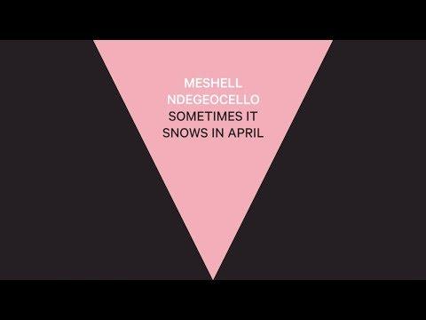 Meshell Ndegeocello - Sometimes It Snows In April (Audio)