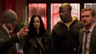 Marvel's The Defenders: Series Premiere Reaction - SDCC 2017