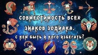 видео Совместимость по знакам зодиака