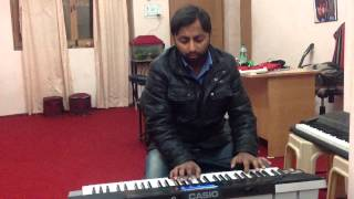 Aashiqui 2 - Mashup - Strings Music Institute - Rampur - Piano Cover - Manish Mehra