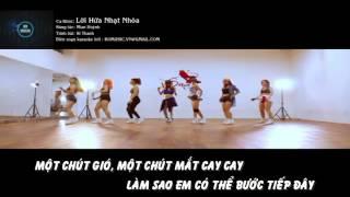 karaoke Lời Hứa Nhạt Nhòa - Sĩ Thanh - Bởi KoMusic.VN