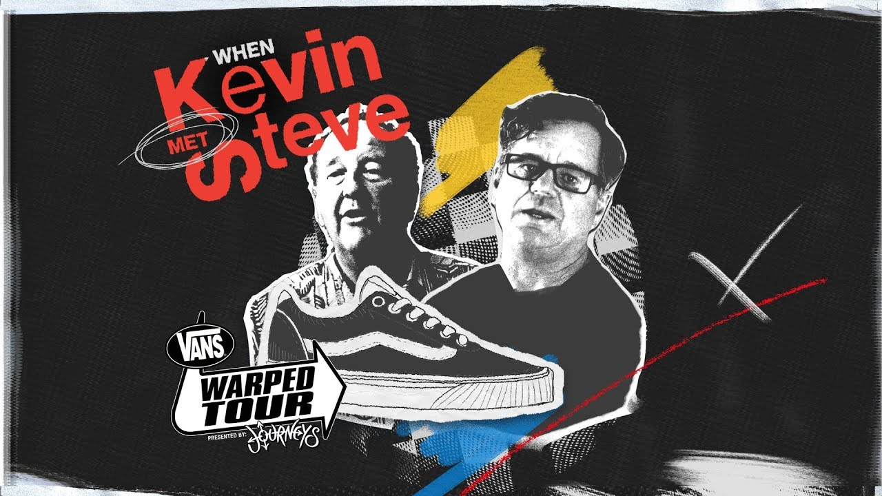 25 Years of the Vans Warped Tour
