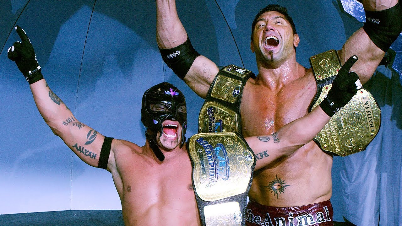 Batista: The Animal Unleashed: WWE Playlist