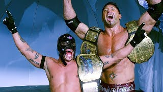 Batista: The Animal Unleashed: WWE Playlist
