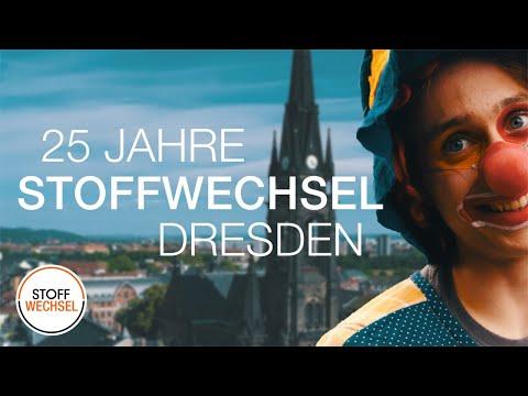 25 JAHRE STOFFWECHSEL DRESDEN – Einladungsfilm