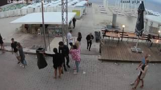 Видеозапись драки с убийством в Железном Порту. 13.08.16(, 2016-08-19T09:34:31.000Z)