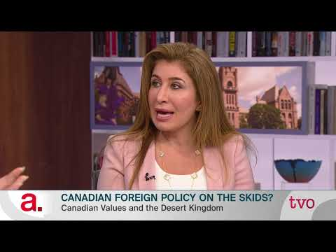 Canadian Foreign Policy On the Skids?