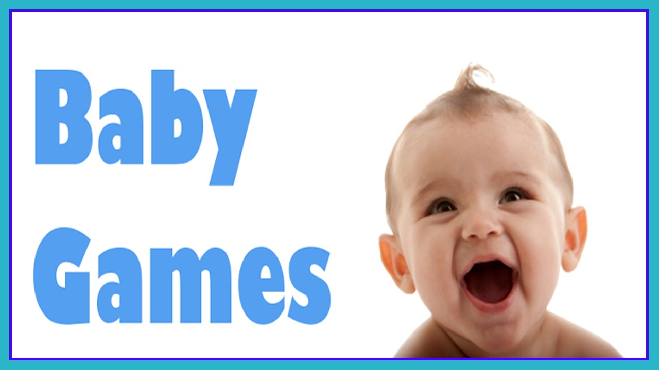 over 30 minutes of baby games high contrast infant stimulation