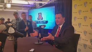 Sean Miller takes questions on FBI Investigation