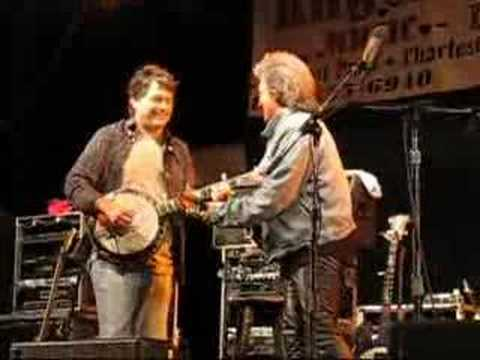Bela Fleck Jams with Marty Stuart - Sept. 2007