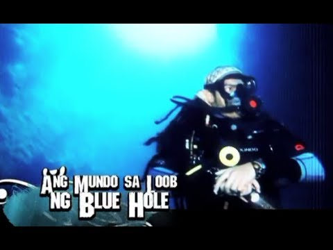Mundo sa loob ng blue hole sa 'Born to be Wild'