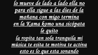 Bailando Sola (Offcial Remix  Letra) Tonny Andelectro & Naba La 8Ba Dimencion 2012