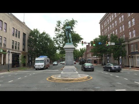 Thumbnail: Pressure builds in US to remove Confederate monuments