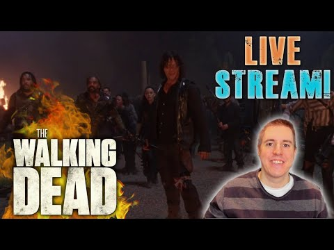 The Walking Dead Season 10 Post Episode 11 - Live Stream! - The Whisperer War Begins!
