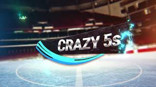 top 5 hardest hits on refs of all time nhl