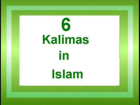 Six Kalimas In Islam With Meaning | Hindi Shayari