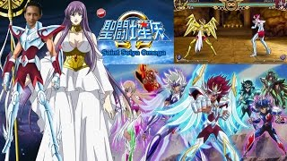 Descargar Saint Seiya Omega Ultimate Cosmos Para android PPSSPP