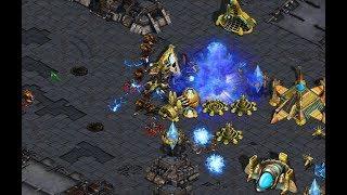 Bisu (P) v Miso (Z) on Circuit Breakers - StarCraft  - Brood War REMASTERED