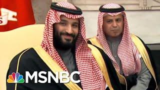Saudi Arabia Claims Jamal Khashoggi's Death Was A �Tremendous Mistake'  Velshi and Ruhle  MSNBC