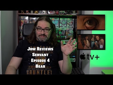 Apple TV+ Servant Episode 4 Review Spoilers Servant Bear Review