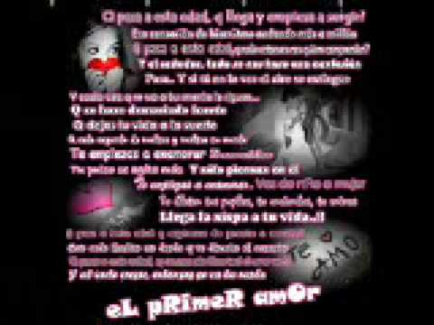 Toby Love - Primer Amor ( Version Salsa )