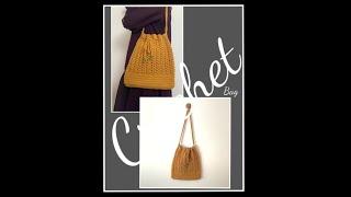 Crochet  Bag…