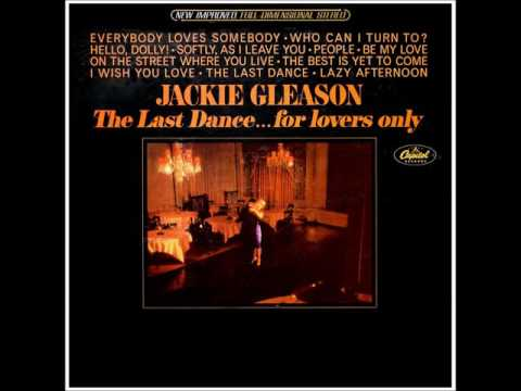 Jackie Gleason   The Last Dance  For Lovers Only GMB