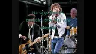 The Rolling Stones - Back Of My Hand Lyrics