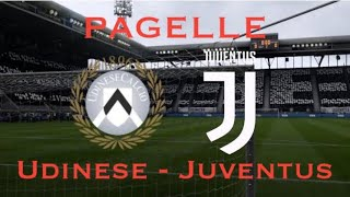 UDINESE - JUVENTUS PAGELLE