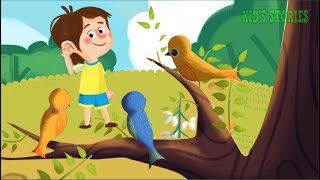Four seasons - Best stories for kids