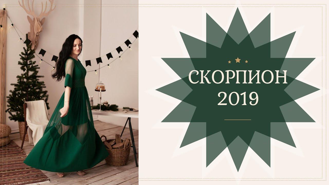 ГОРОСКОП СКОРПИОН на 2019 год ( ВЕДИЧЕСКАЯ АСТРОЛОГИЯ )