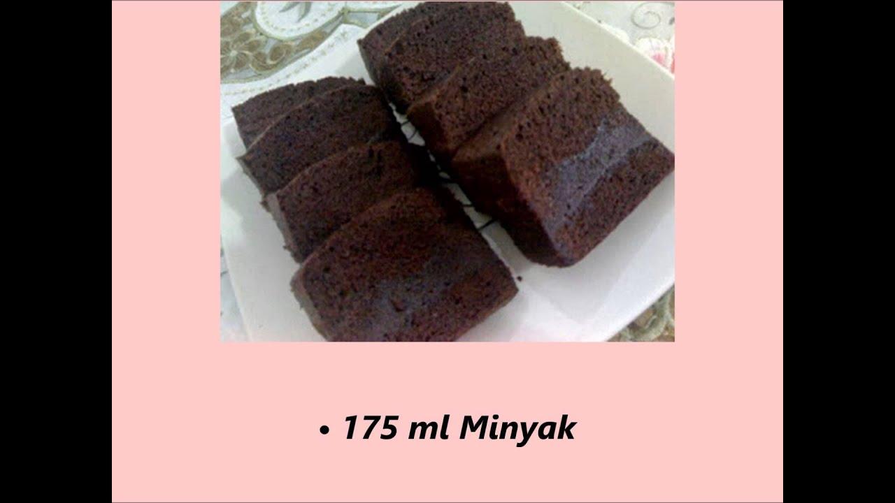 Konsep 17 Resep Brownies Minyak Bimoli