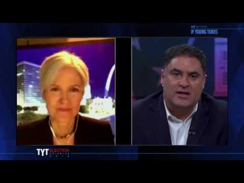 Jill Stein Interview with Cenk Uygur on The Young Turks