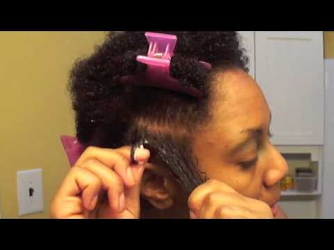 how to style my hair finger coils on hair 6493