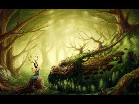 Celtic Fantasy Music - The Dragon Charmer ( Beautiful Violin )
