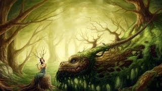 Celtic Fantasy Music - The Dragon Charmer ( Beautiful Violin )