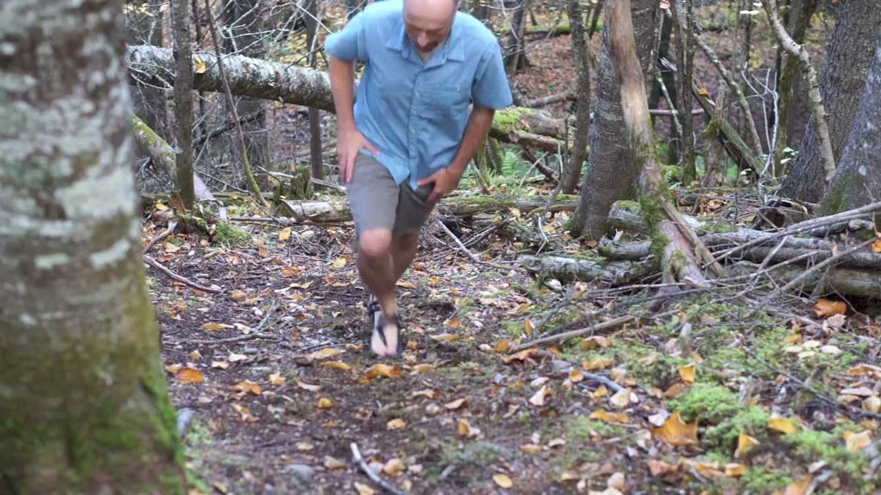 2bb064f2ccf7 A Review of the Luna Sandals Oso Trail Running Sandal - YouTube