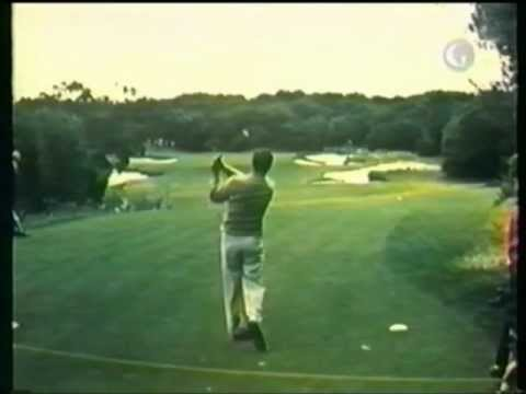Peter Thomson Australian Golf Legend