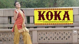 KOKA DANCE | PUNJABI DANCE | Badshah, Dhvani Bhanushali | BHANGRA | Easy Dance Choreography |
