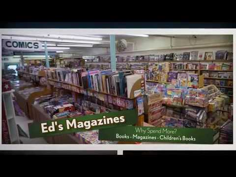 Ed S Magazines Sequoia Coins Inside Berlin Farmers Market Youtube