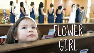JB'S A FLOWER GIRL!!! - August 20, 2016 -  ItsJudysLife Vlogs