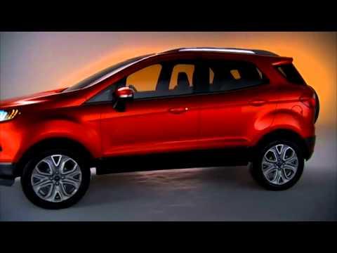 Vision Automotriz Debut mundial del Ford EcoSport 2013flv  YouTube